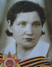 Лапухина (Авдеичева) Алевтина Львовна
