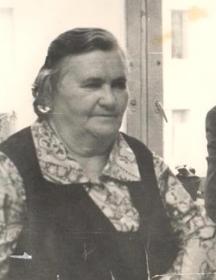 Герасимова Прасковья Степановна
