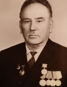 Меркулов Вениамин Иванович