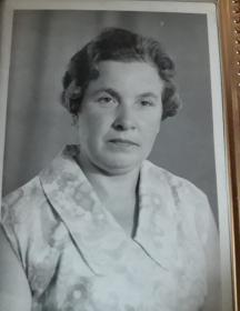 Самсонова Зинаида Дмитриевна