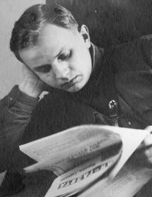 Анисимов Пантелеймон Сергеевич