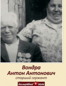 Вондра Антон Антонович