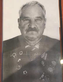 Богомолов Пётр Павлович