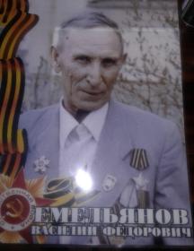 Емельянов Василий Федорович
