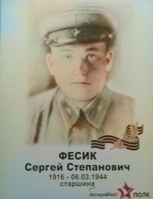 Фесик Сергей Степанович