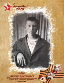 Дзюба Василий Дмитриевич