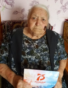 Гладких Анна Петровна