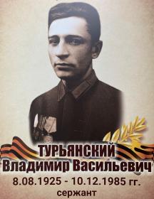 Турьянский Владимир Васильевич