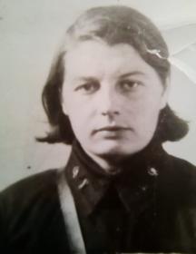 Ефремова (Швыдко) Анна Ивановна