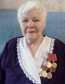 Жукова Нина Дмитриевна
