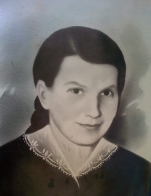 Никонова Александра Павловна