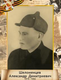 Шеломенцев Александр Дмитриевич