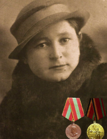 Шумилова Пелагея Степановна
