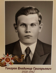 Токарев Владимир Григорьевич