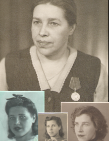 Лобанова (Крылова) Александра Андреевна