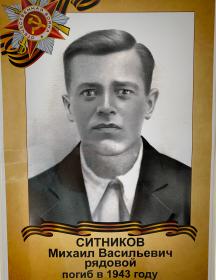 Ситников Михаил Васильевич