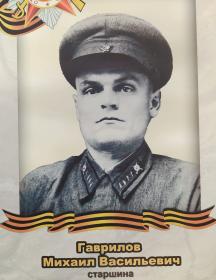 Гаврилов Михаил Васильевич