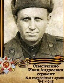 Семенченко Иван Андреевич