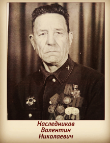 Наследников Валентин Николаевич