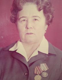 Павлова (Латыпова) Сарра Сабирзяновна
