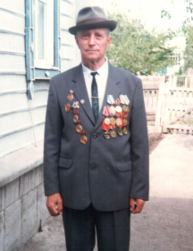 Люлин Семён Никифорович