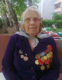 Афанасьева Мария Ивановна