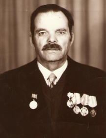 Юсов Степан Александрович