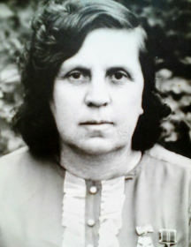 Блуднова Зинаида Семёновна