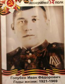 Голубев Иван Федорович