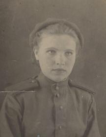 Барышева Анна Яковлевна