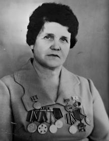 Левина Мария Кузьминична