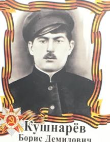 Кушнарёв Борис Демидович
