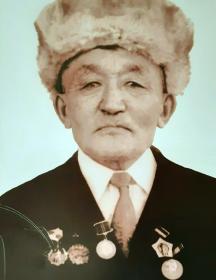 Охрина Амыр Бедеевич