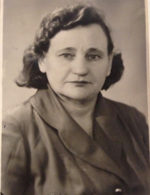 Радченко Анастасия Леонтьевна