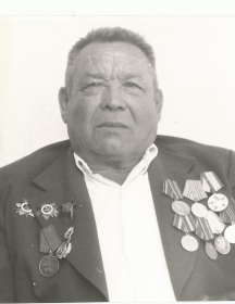 Коробов Дмитрий Митрофанович