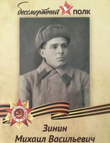 Зинин Михаил Васильевич