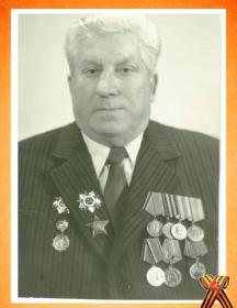 Разарёнов Василий Иванович