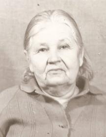 Доргавцева Федосья Наумовна
