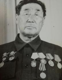 Шестаков Василий(Нанаш) Павлович