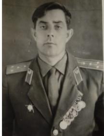 Нестеров Николай Михайлович