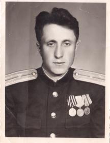 Лазарев Сергей Федотович