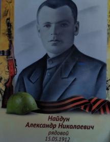 Найдун Александр Николаевич