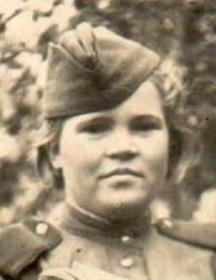 Киселева (Климантова) Александра Осиповна