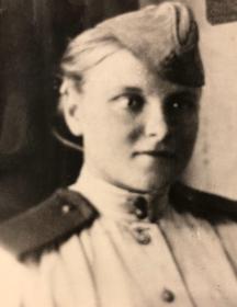 Полегаева Анастасия Фёдоровна