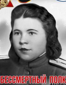 Николаева (Зырянова) Мария Ивановна