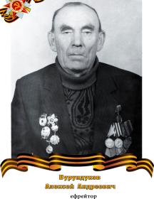 Бурундуков Алексей Андреевич