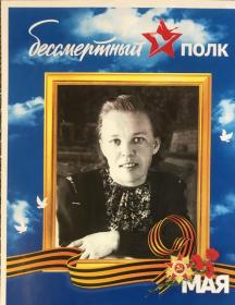 Соломкина Анна Ивановна