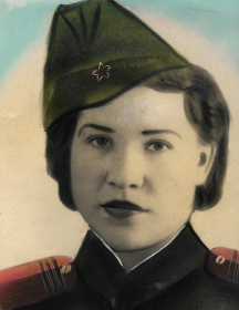Лукина Мария Ильинична