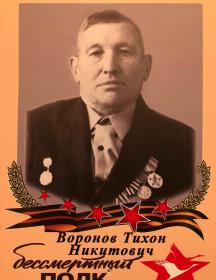 Воронов Тихон Никитович