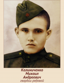 Калиниченко Михаил Андреевич